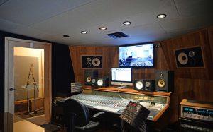Big Scary Tree Studio - Control Room