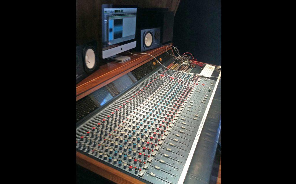 Big Scary Tree Studio - Console