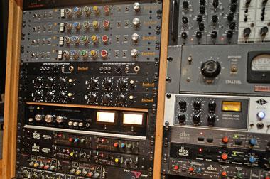 Big Scary Tree Recording rack o rama