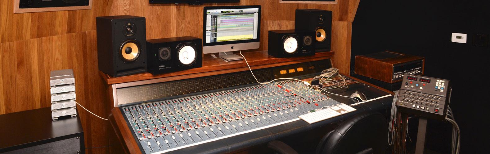 Premier Recording Studio